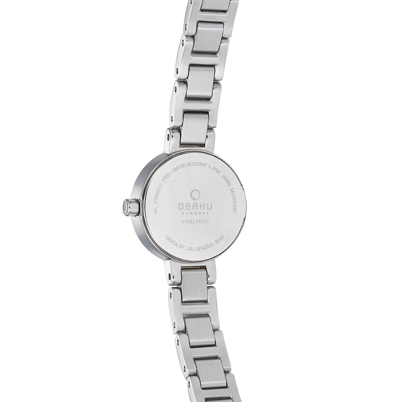 Obaku Women watch LET - PEACH BACK view