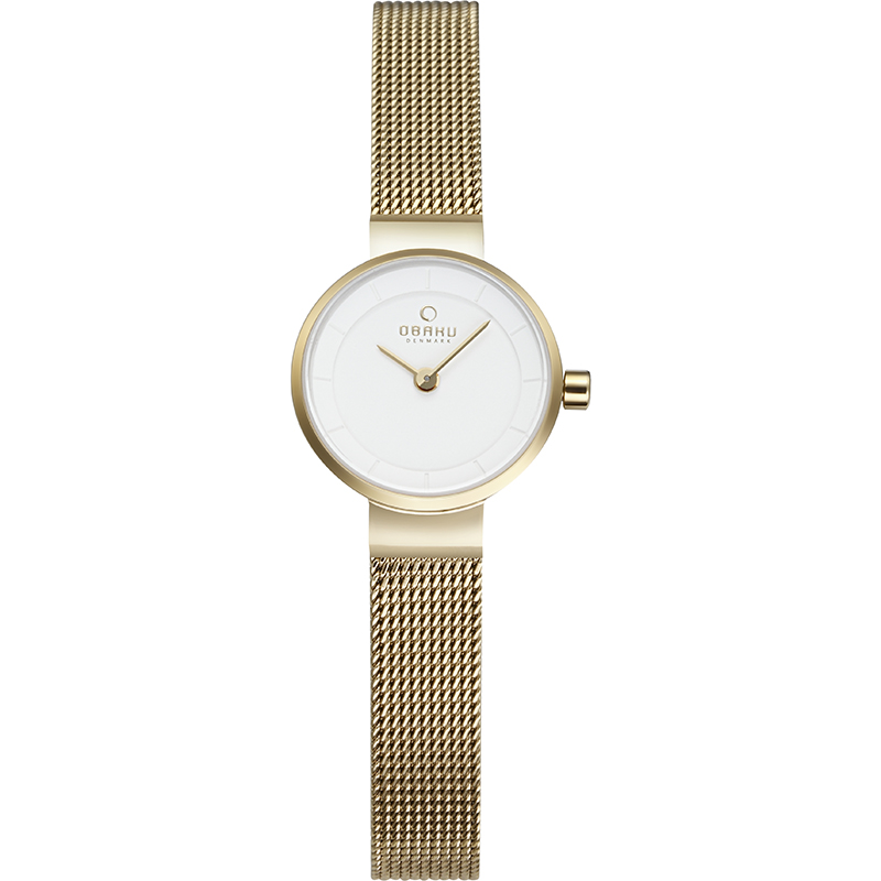 Obaku Women watch SPIRE - GOLD