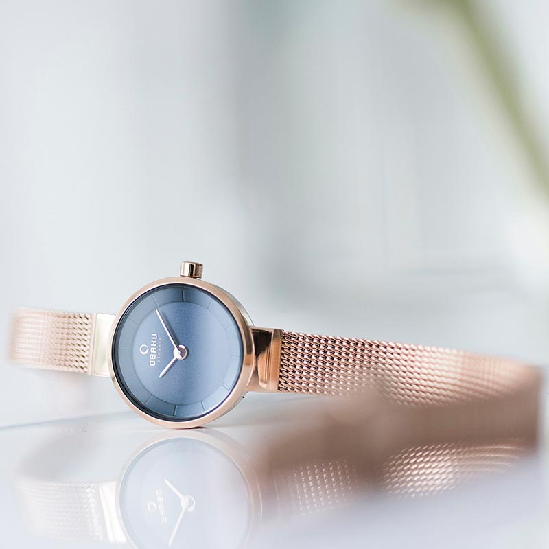 Obaku Women watch SPIRE - AZURE SM1 view
