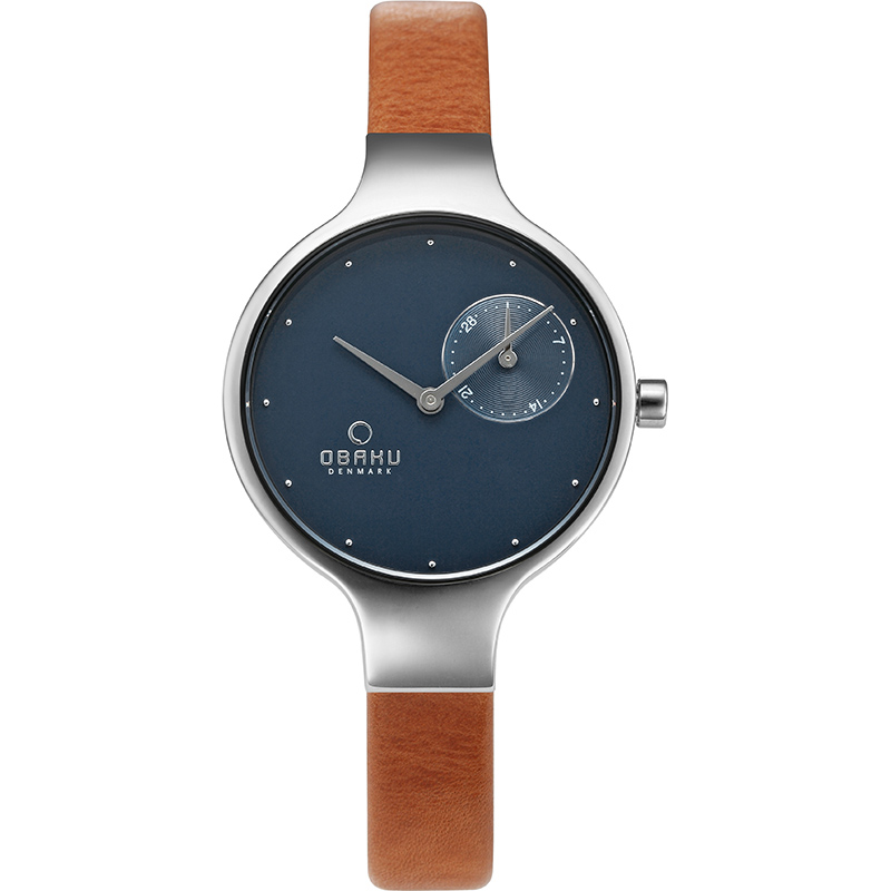 Obaku Women watch ENG - SYRUP