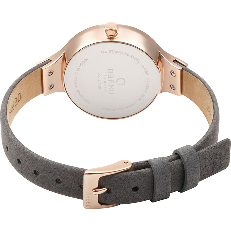 Obaku Women watch ENG - PEBBLE CLOSE view