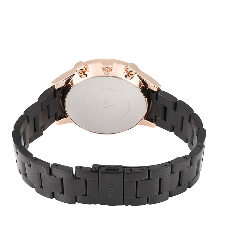 Obaku Men watch SKOV - INK CLOSE view