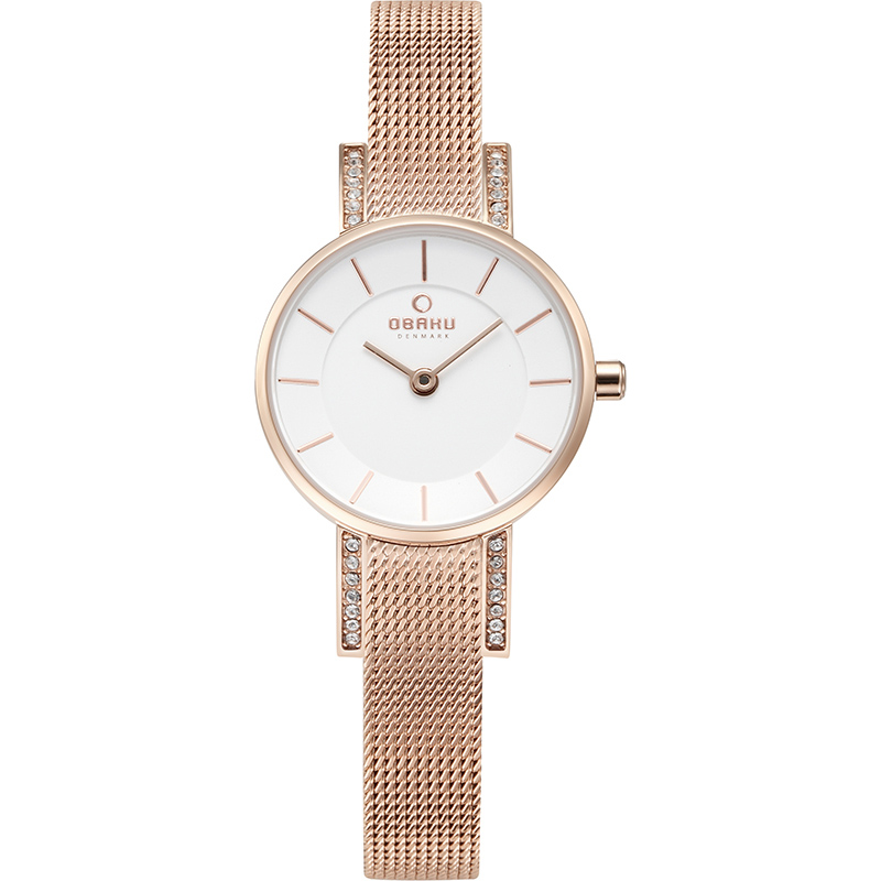 Obaku Women watch LYKKE - ROSE FRONT view