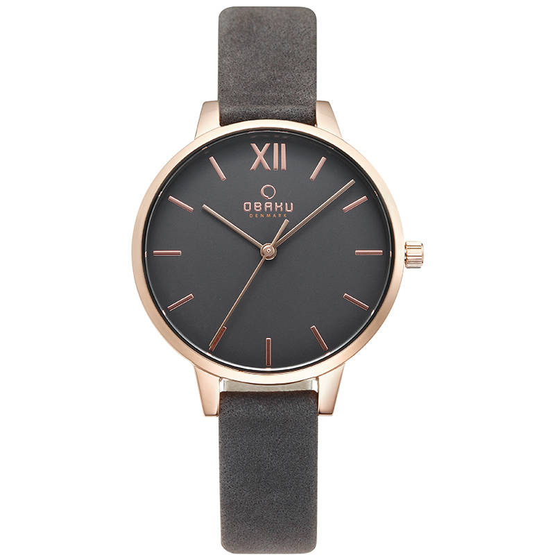 Obaku Women watch LIV - PEBBLE