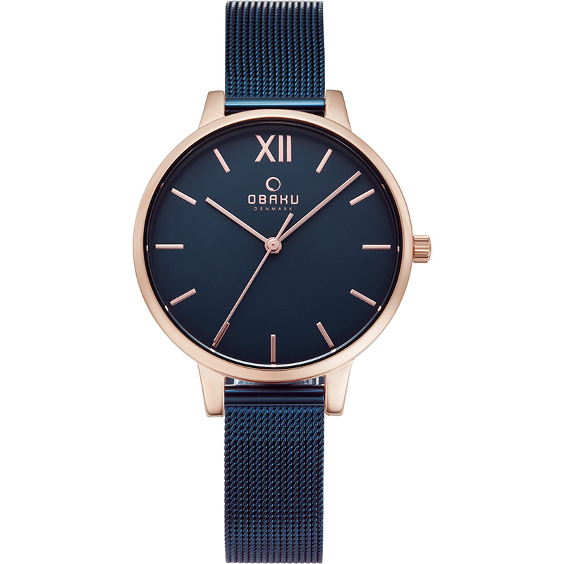 Obaku Women watch LIV - OCEAN FRONT view