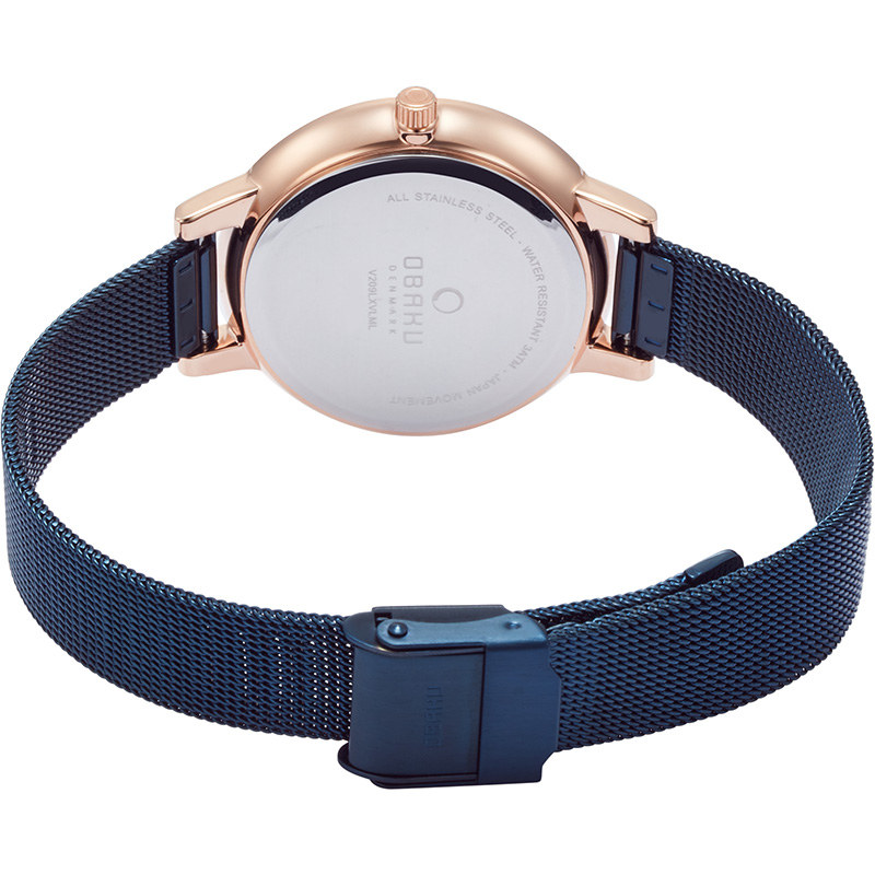 Obaku Women watch LIV - OCEAN CLOSE view