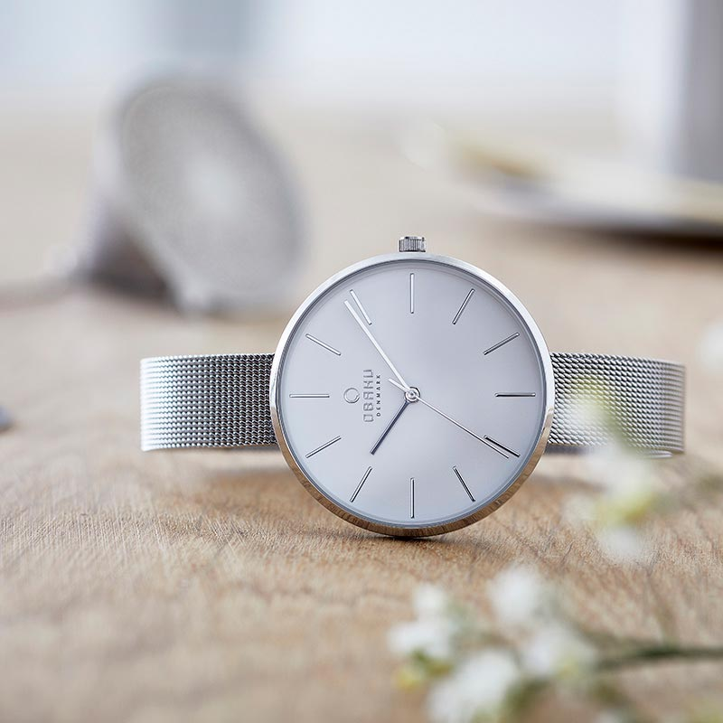 Obaku Women watch MYNTE - STEEL SM3 view