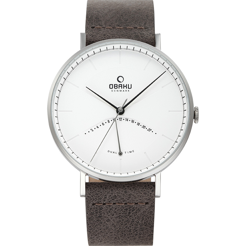 Obaku Men watch ELM - CLAY