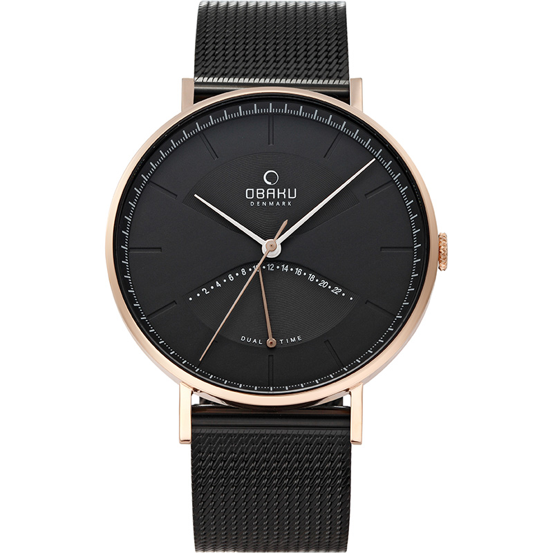 Obaku Men watch ELM - NIGHT