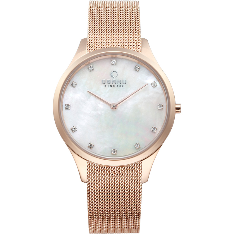 Obaku Women watch FIN - ROSE