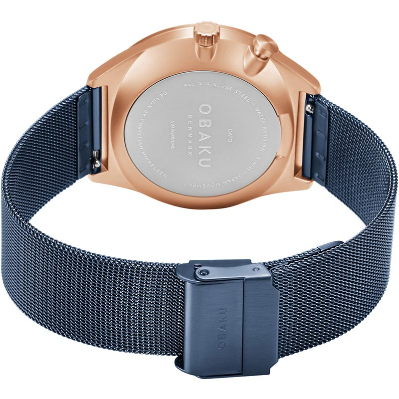 Obaku Men watch DATO - OCEAN CLOSE view