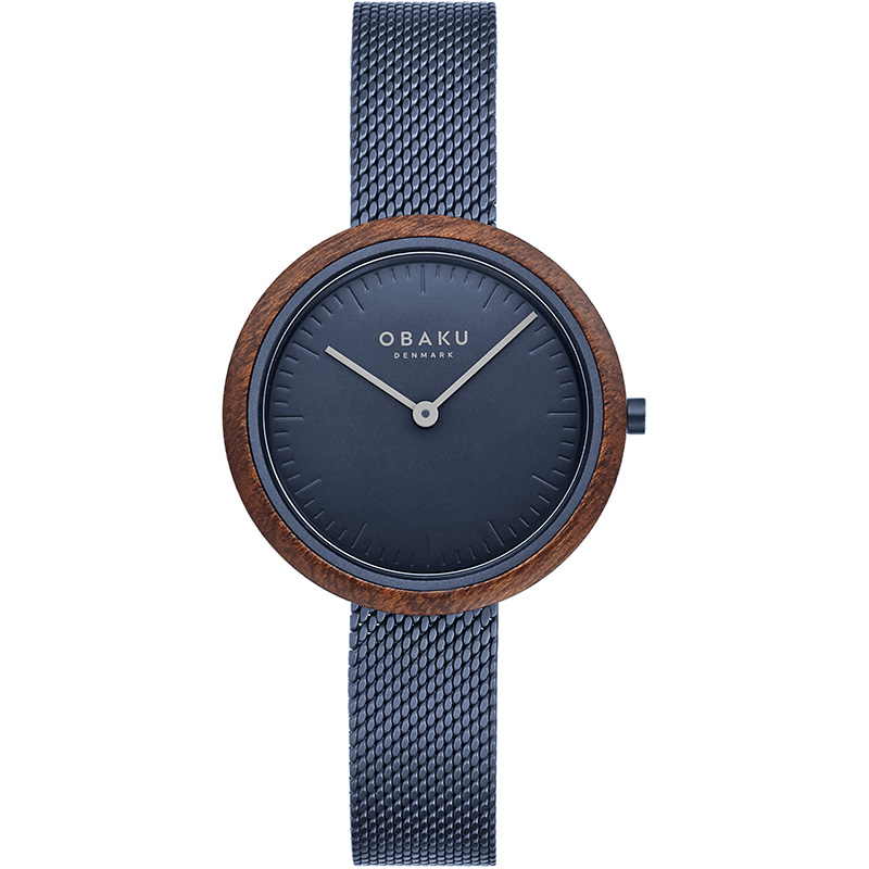 Obaku Women watch TRAE LILLE - MARINE FRONT view