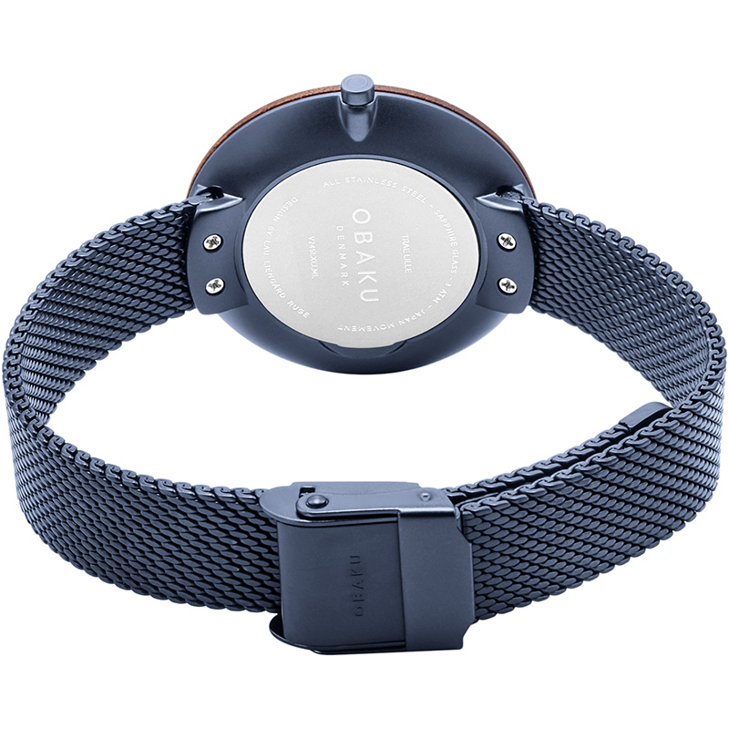 Obaku Women watch TRAE LILLE - MARINE CLOSE view