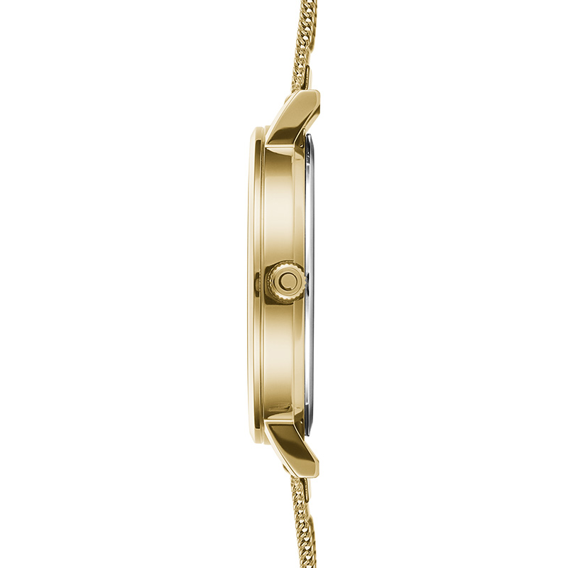 Obaku Women watch BRINK LILLE - GOLD SIDE view