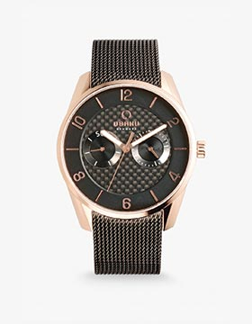Obaku Men watch FLINT