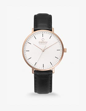 Obaku Women watch VEST