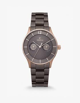 Obaku Men watch LUFT