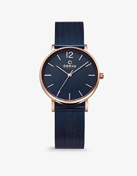 Obaku Women watch MARK LILLE