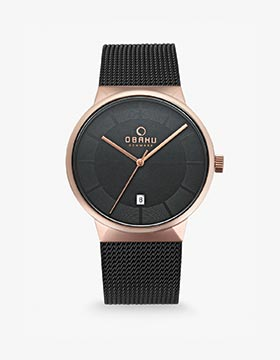 Obaku Men watch HAV