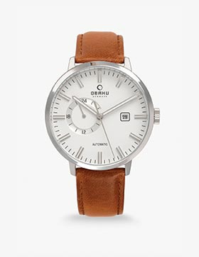 Obaku Men watch UTROLIG