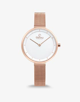 Obaku Women watch BLOMME