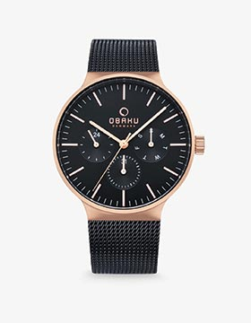Obaku Men watch MOS