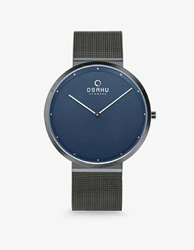 Obaku Men watch PAPIR