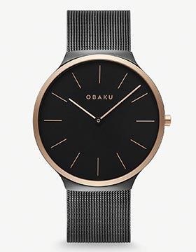 Obaku Men watch ARK