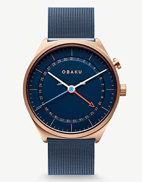 Obaku Men watch DATO
