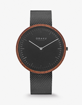 Obaku Men watch TRAE