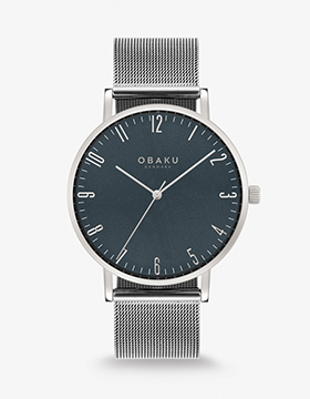 Obaku Men watch BRINK