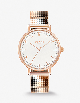 Obaku Women watch BRINK LILLE