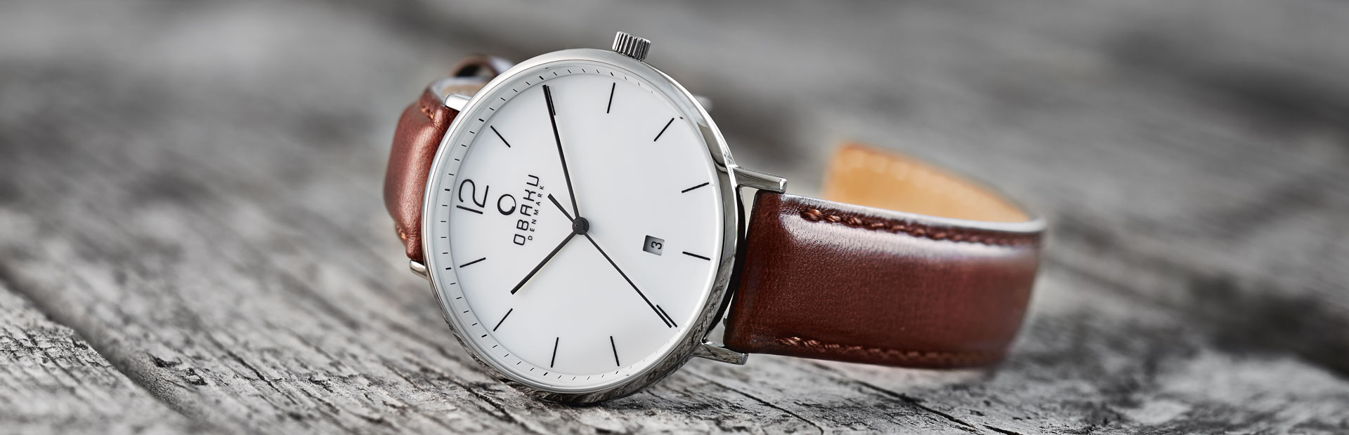 Obaku danish design watch