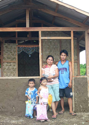 Ninoy and Nina have a new home thanks to Obaku's 'Watches for Life' program.